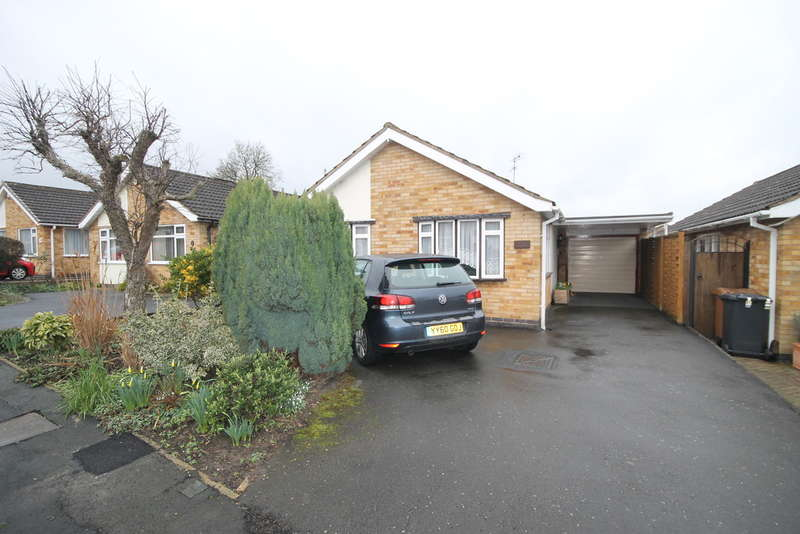 2 Bedrooms Detached House for sale in Kirfield Drive, Hinckley