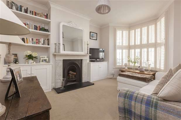 3 Bedrooms Maisonette Flat for sale in Fransfield Grove, Sydenham