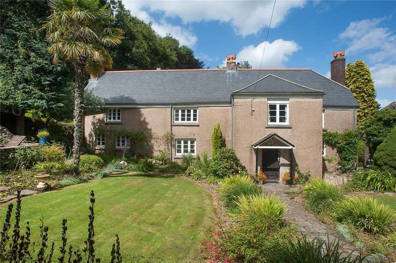 5 Bedrooms Detached House for sale in Slapton, Kingsbridge, Devon, TQ7