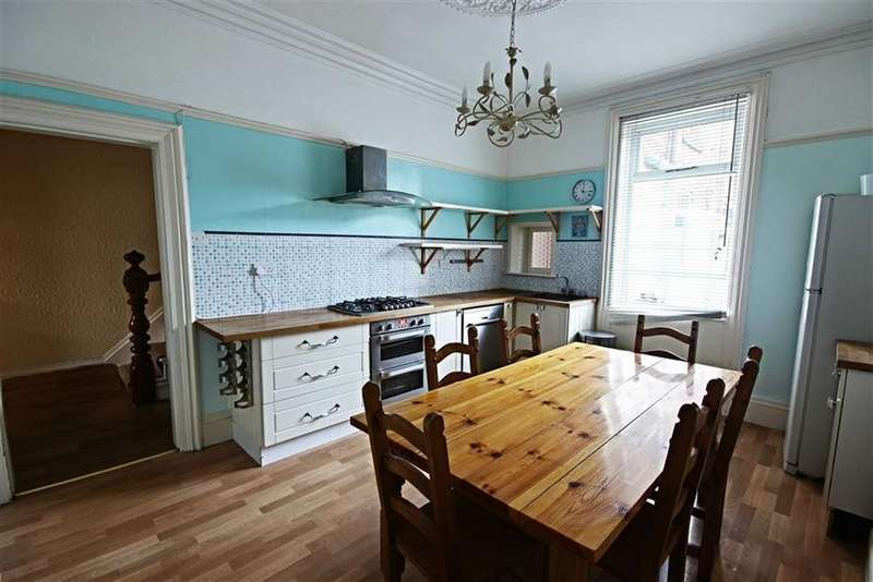 4 Bedrooms Terraced House for sale in Stanhope Road, South Shields, Tyne And Wear