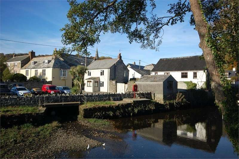 3 Bedrooms Detached House for sale in 4 Quay Street, LOSTWITHIEL, Cornwall