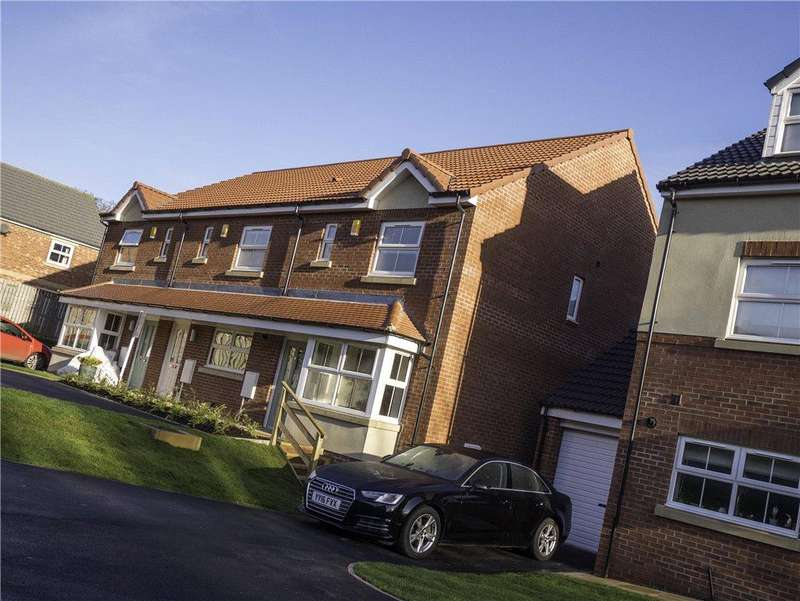 3 Bedrooms Terraced House for sale in Wheatsheaf Close, Ripon, North Yorkshire