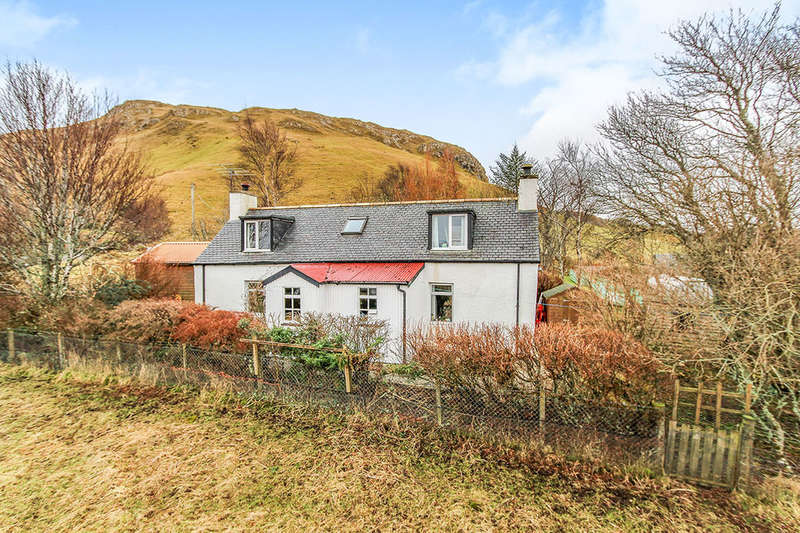 2 Bedrooms Detached House for sale in Old Post Office, Elphin, Lairg, IV27