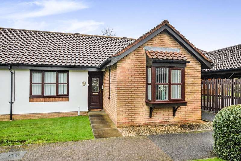 2 Bedrooms Bungalow for sale in Meridian Court, Ashford, TN23