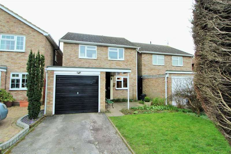 4 Bedrooms Detached House for sale in Mumford Road, West Bergholt, Colchester