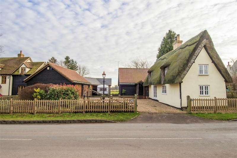 3 Bedrooms Cottage House for sale in Ickwell, Biggleswade, Bedfordshire