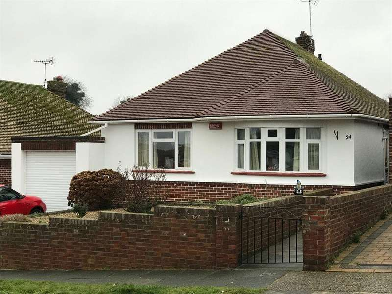 3 Bedrooms Detached Bungalow for sale in Lauriston Mount, Broadstairs