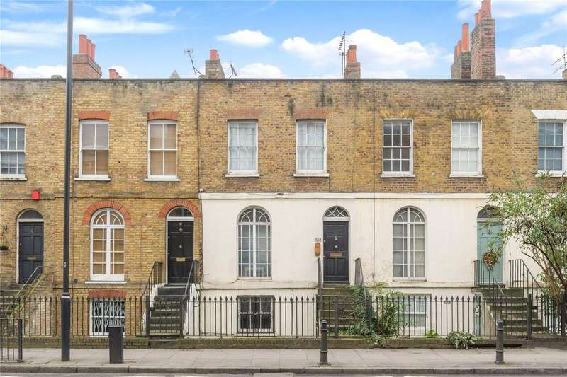 1 Bedroom Flat for sale in Balls Pond Road, Islington, London