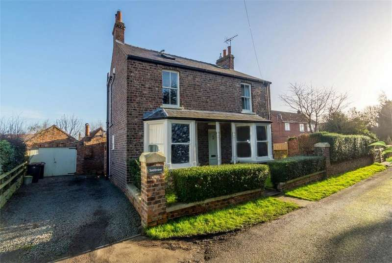 4 Bedrooms Detached House for sale in South View, Old Lane, Long Marston, YORK