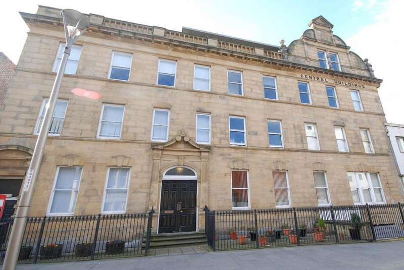 1 Bedroom Apartment Flat for sale in Central Buildings, West Sunniside