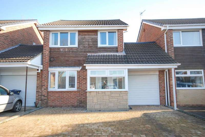 3 Bedrooms Detached House for sale in Houlsyke Close, Tunstall