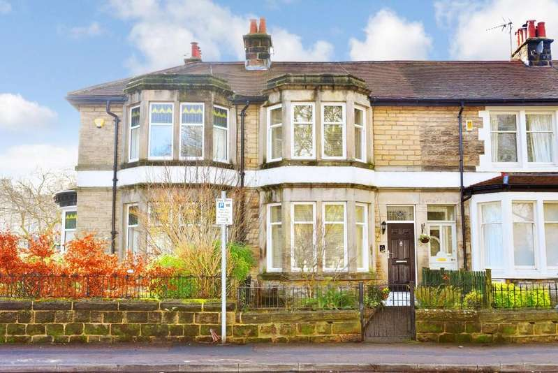 2 Bedrooms Town House for sale in Mornington Crescent, Harrogate
