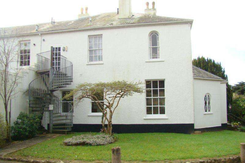 1 Bedroom Ground Flat for sale in SIDMOUTH, Powys House
