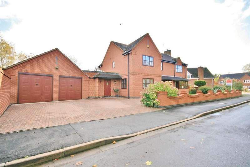 5 Bedrooms Detached House for sale in Bowmans Way, Sedgebrook, NG32