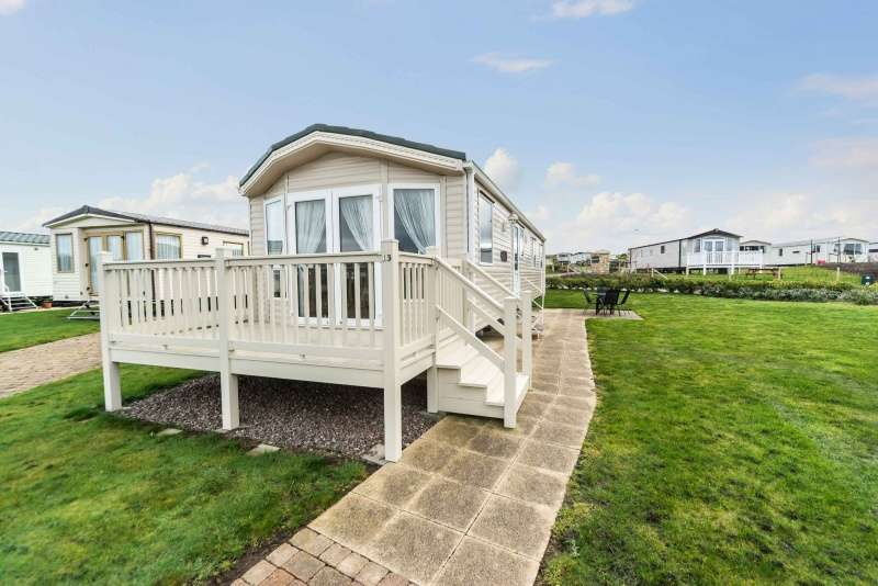 3 Bedrooms Park Home Mobile Home for sale in Winchester Seton Sands Caravan Park, Links Road, Port Seton, East Lothian, EH32 0QF