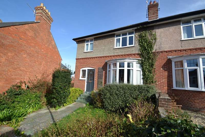 4 Bedrooms Semi Detached House for sale in Weymouth