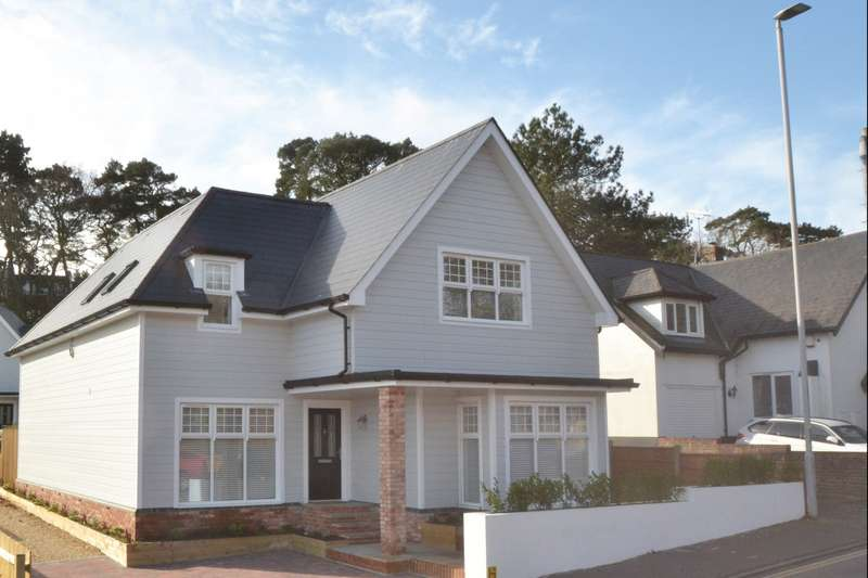 4 Bedrooms Detached House for sale in Lilliput
