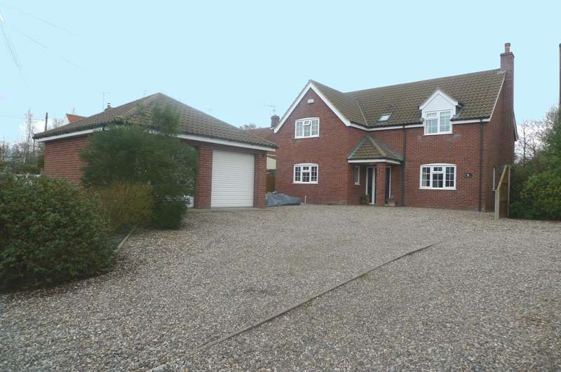 4 Bedrooms House for sale in Chapel Road, Beighton, Norwich, NR13