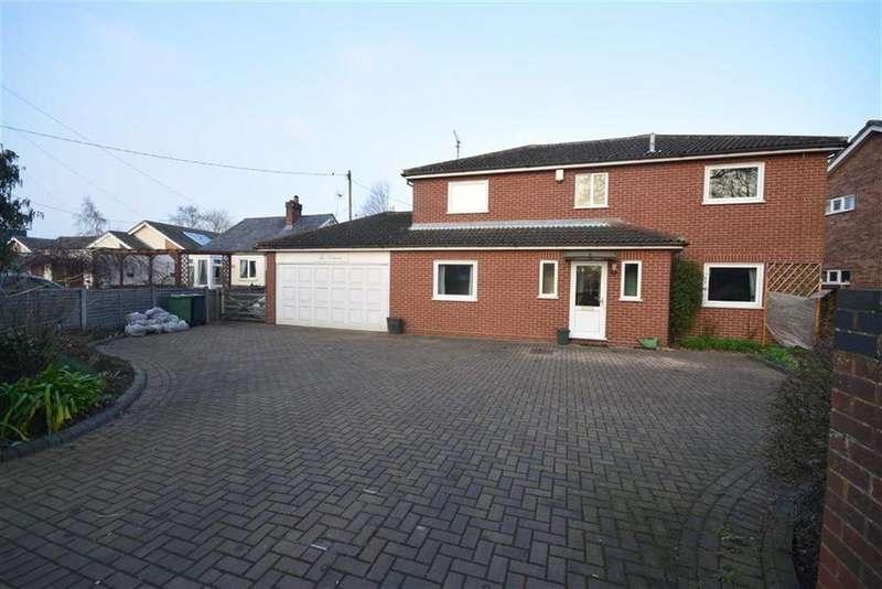 4 Bedrooms Detached House for sale in Maldon Road, Hatfield Peverel