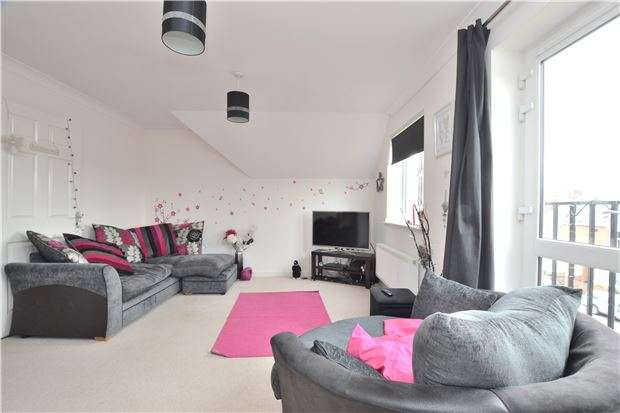 2 Bedrooms Flat for sale in Bloomfield Terrace, GLOUCESTER, GL1 5QS