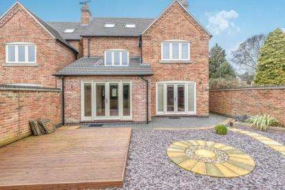 4 Bedrooms Detached House for sale in Dale End Road, Hilton, Derby, Derbyshire