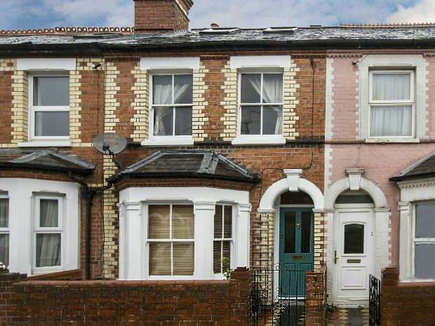 4 Bedrooms Terraced House for sale in Grange Avenue, Reading