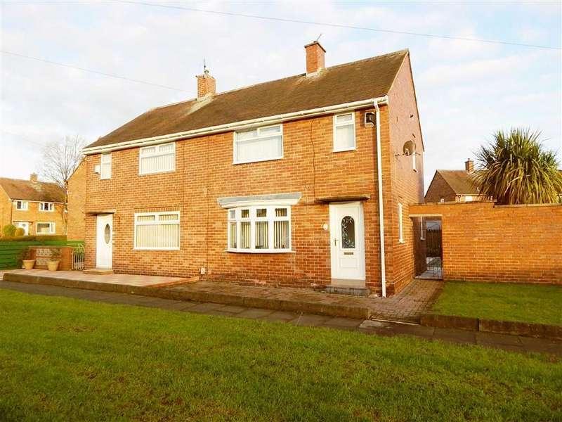 2 Bedrooms Semi Detached House for sale in Churchill Street, Howdon, Wallsend, NE28