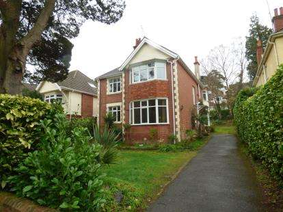 5 Bedrooms Detached House for sale in Branksome Park, Poole, Dorset