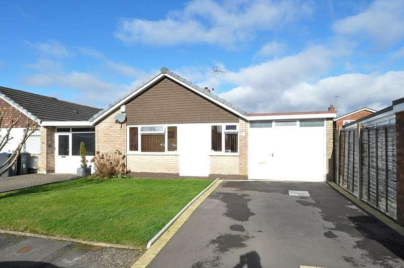 2 Bedrooms Bungalow for sale in Whitebeam Croft, Kings Norton, Birmingham