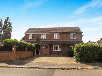 4 Bedrooms Detached House for sale in Ryecroft Way, Luton, Bedfordshire