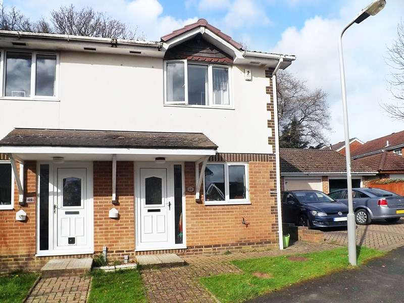 2 Bedrooms End Of Terrace House for sale in The Spinney, Lytchett Matravers, Poole