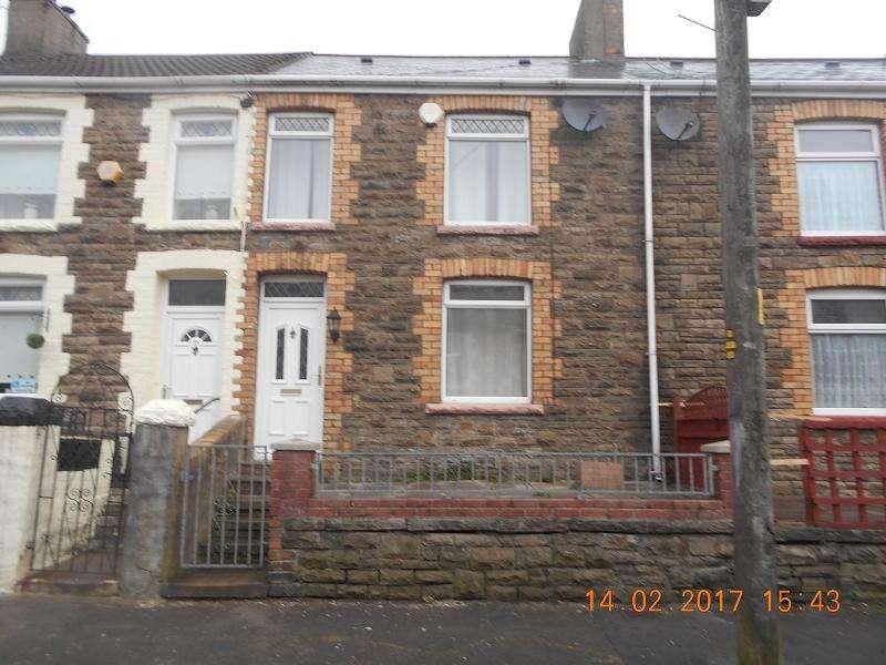 3 Bedrooms Terraced House for sale in Victoria Street, Maesteg, Bridgend. CF34 0YP