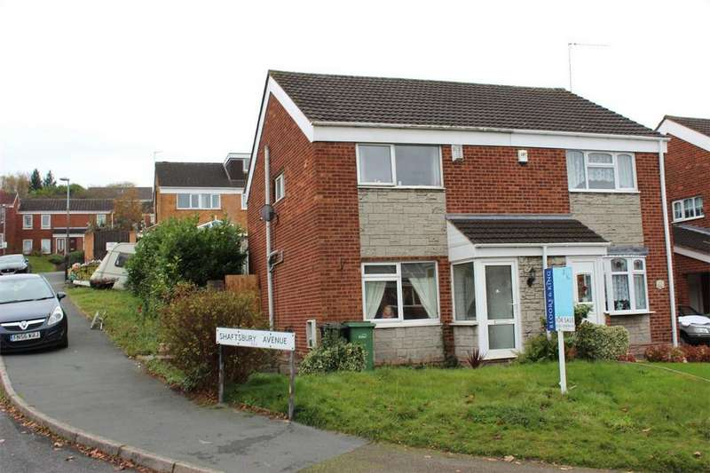 3 Bedrooms Semi Detached House for sale in Lyde Green, HALESOWEN, West Midlands