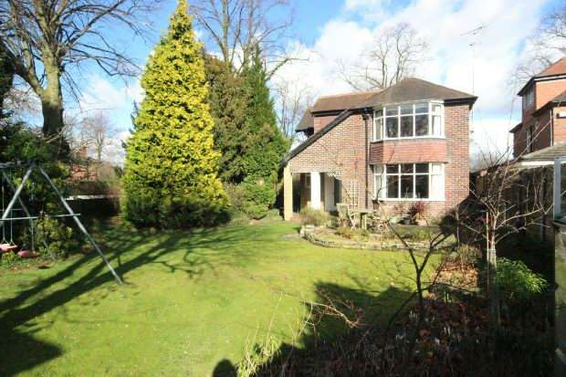 5 Bedrooms Detached House for sale in Temple Road, Sale