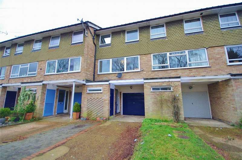 4 Bedrooms Terraced House for sale in The Grey House, Alexandra Road, Watford, Hertfordshire, WD17