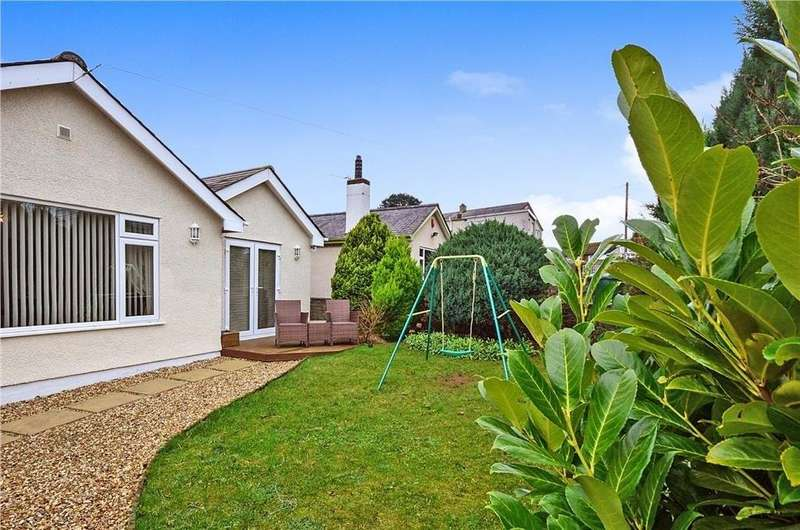 4 Bedrooms Detached Bungalow for sale in Bay View Road, Benllech, North Wales