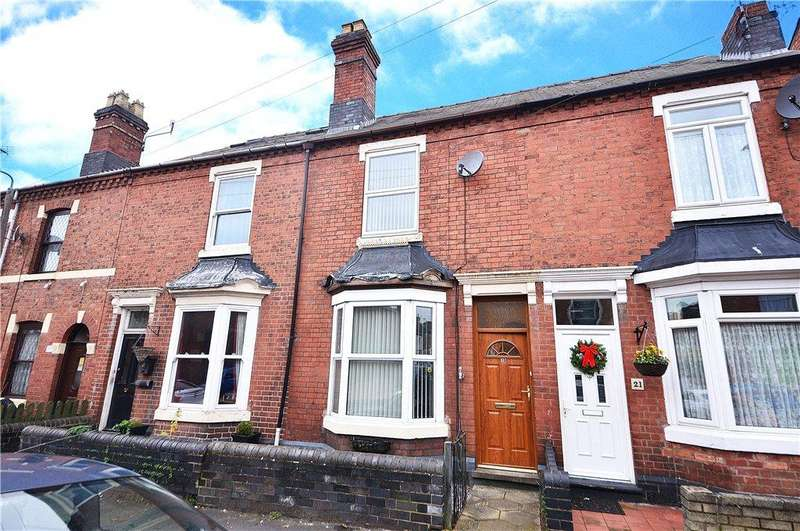 3 Bedrooms Terraced House for sale in Lea Street, Kidderminster, DY10