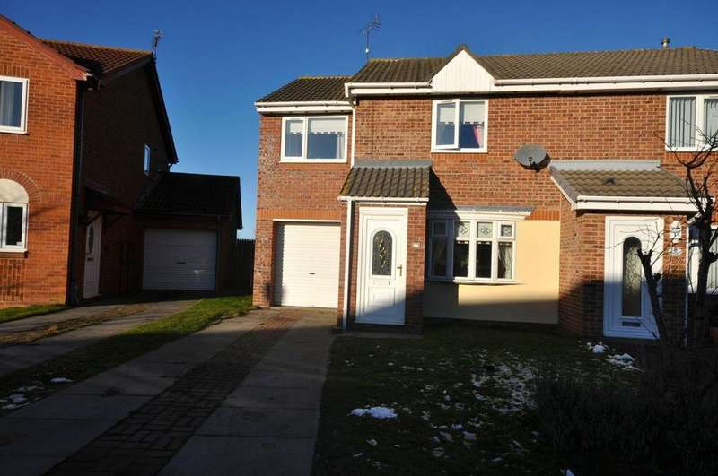 3 Bedrooms Semi Detached House for sale in Berryfield Close, Sunderland