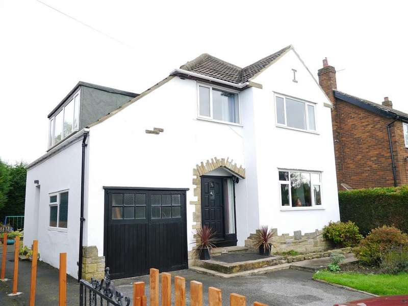 4 Bedrooms Detached House for sale in Kingsley Crescent, Birkenshaw, BD11 2NJ