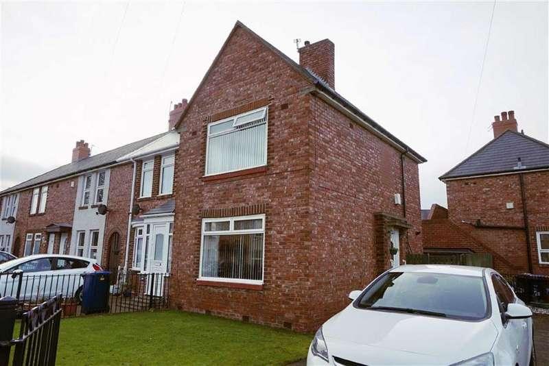 2 Bedrooms Terraced House for sale in Wilton Avenue, Walker, Newcastle Upon Tyne, NE6