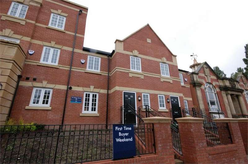 3 Bedrooms Town House for sale in College Place, Crow Lane East, NEWTON-LE-WILLOWS, Merseyside
