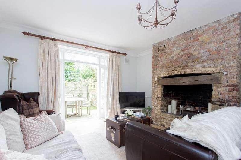 1 Bedroom Flat for sale in Grosvenor Avenue, Highbury, London, N5