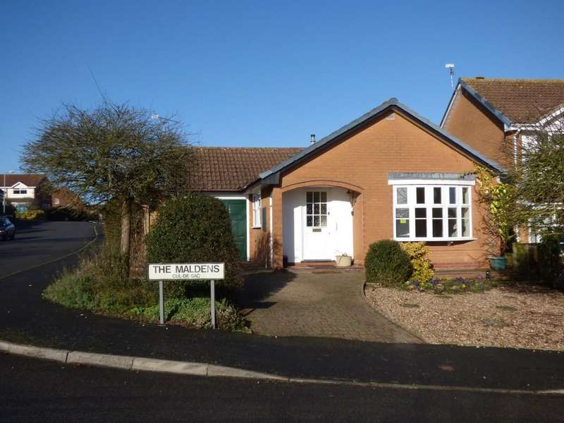 2 Bedrooms Detached Bungalow for sale in The Maldens, Shipston On Stour