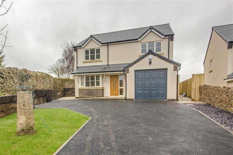 4 Bedrooms Detached House for sale in Denbigh Street, Henllan, Denbigh
