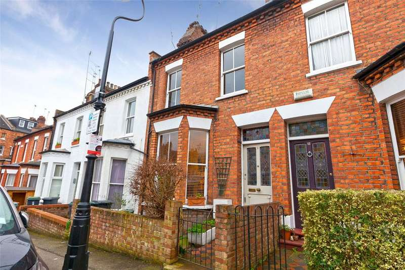 3 Bedrooms Terraced House for sale in Holmesdale Road, London, N6