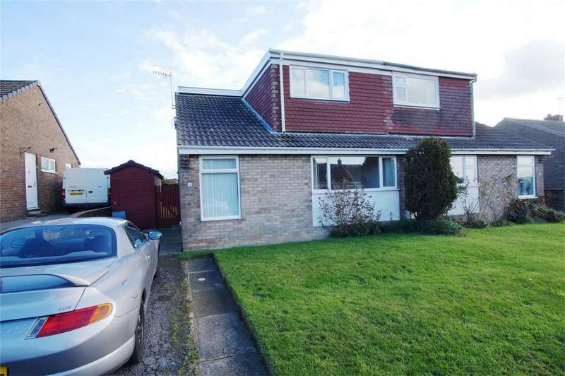3 Bedrooms Semi Detached House for sale in Southwold, Eastfield, Scarborough