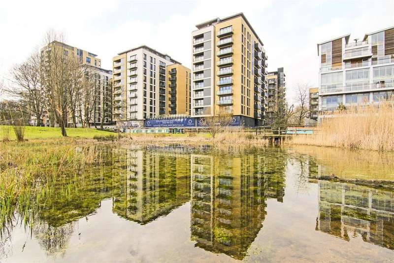 2 Bedrooms Flat for sale in Titanium Point, 24 Palmers Road, Bethnal Green, London, E2