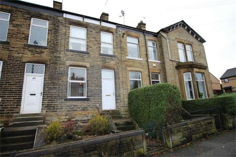 2 Bedrooms Terraced House for sale in Carlinghow Lane, BATLEY, West Yorkshire