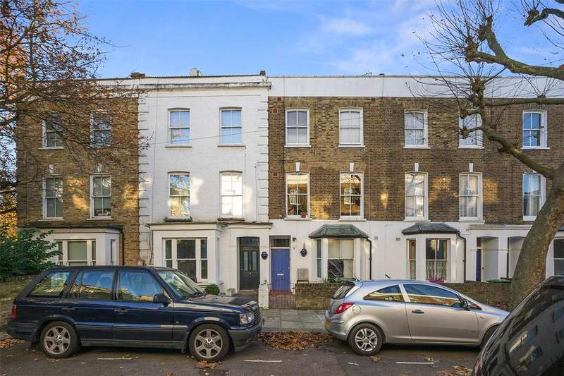 3 Bedrooms Flat for sale in Falkland Road, London, NW5