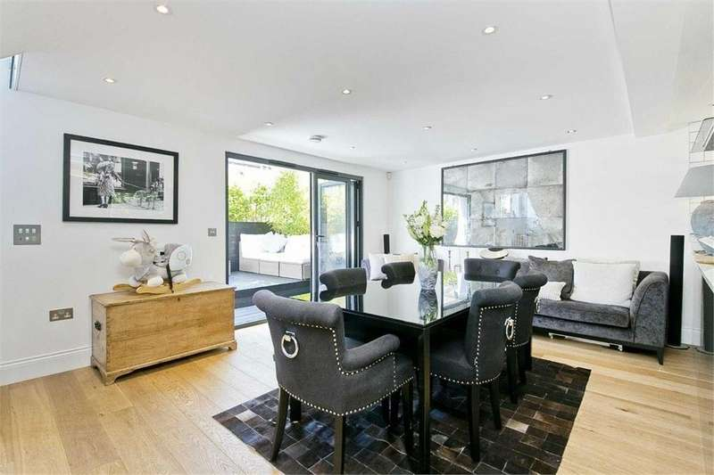 3 Bedrooms Detached House for sale in SALTRAM CRESCENT, MAIDA VALE, LONDON